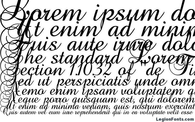 образцы шрифта Baroque Script, образец шрифта Baroque Script, пример написания шрифта Baroque Script, просмотр шрифта Baroque Script, предосмотр шрифта Baroque Script, шрифт Baroque Script