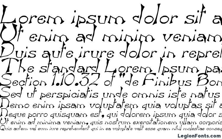 specimens Bart Italic font, sample Bart Italic font, an example of writing Bart Italic font, review Bart Italic font, preview Bart Italic font, Bart Italic font