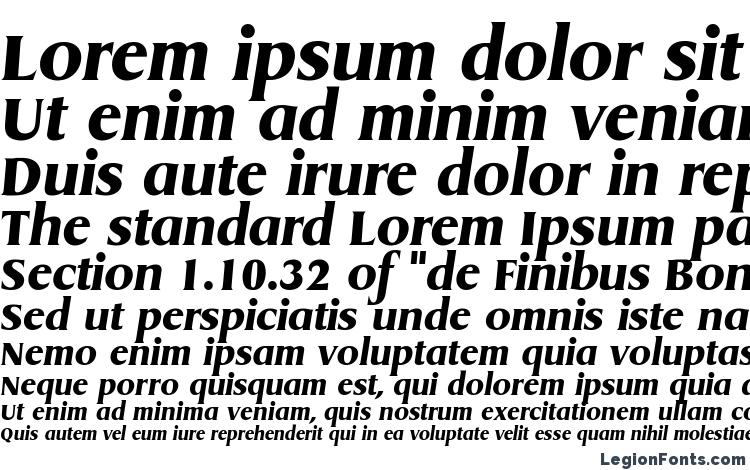specimens Baryon Display SSi Italic font, sample Baryon Display SSi Italic font, an example of writing Baryon Display SSi Italic font, review Baryon Display SSi Italic font, preview Baryon Display SSi Italic font, Baryon Display SSi Italic font