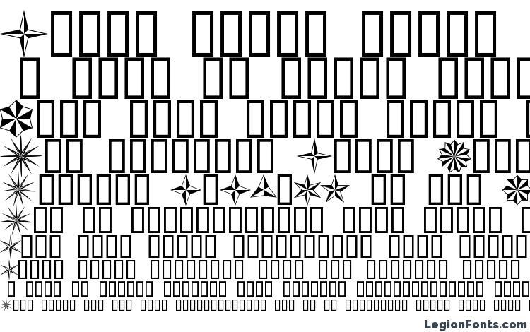 specimens Basic Star font, sample Basic Star font, an example of writing Basic Star font, review Basic Star font, preview Basic Star font, Basic Star font