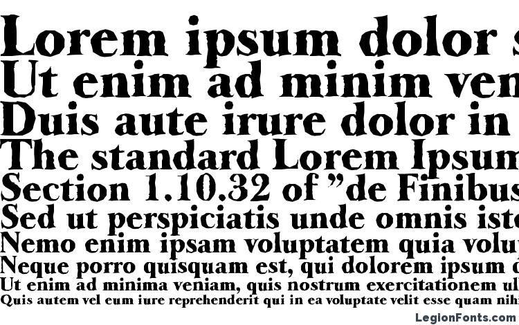 specimens BaskerOldAntique Heavy Regular font, sample BaskerOldAntique Heavy Regular font, an example of writing BaskerOldAntique Heavy Regular font, review BaskerOldAntique Heavy Regular font, preview BaskerOldAntique Heavy Regular font, BaskerOldAntique Heavy Regular font