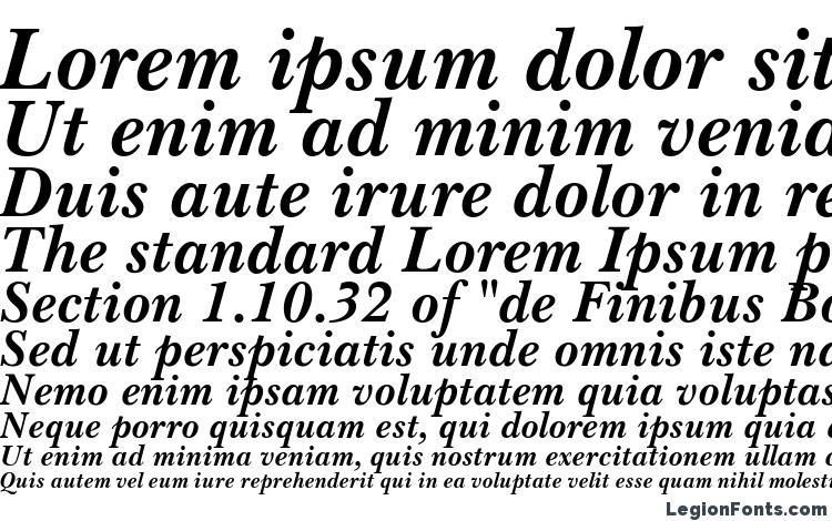 specimens Baskerville Bold Italic BT font, sample Baskerville Bold Italic BT font, an example of writing Baskerville Bold Italic BT font, review Baskerville Bold Italic BT font, preview Baskerville Bold Italic BT font, Baskerville Bold Italic BT font