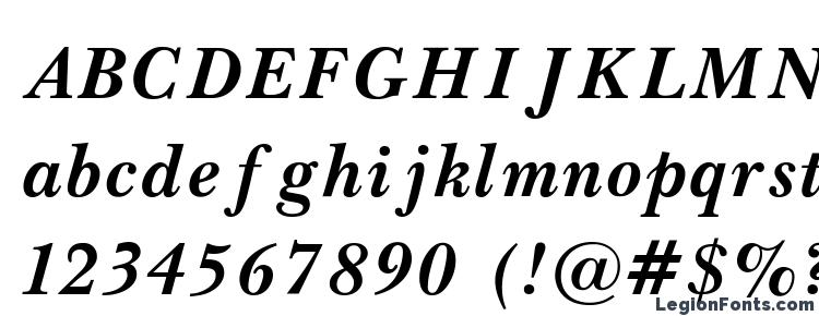 glyphs Baskerville Bold Italic font, сharacters Baskerville Bold Italic font, symbols Baskerville Bold Italic font, character map Baskerville Bold Italic font, preview Baskerville Bold Italic font, abc Baskerville Bold Italic font, Baskerville Bold Italic font