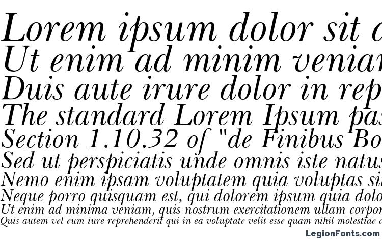 specimens Baskerville Greek Inclined font, sample Baskerville Greek Inclined font, an example of writing Baskerville Greek Inclined font, review Baskerville Greek Inclined font, preview Baskerville Greek Inclined font, Baskerville Greek Inclined font