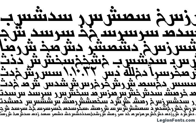 specimens BasraArabicTT Italic font, sample BasraArabicTT Italic font, an example of writing BasraArabicTT Italic font, review BasraArabicTT Italic font, preview BasraArabicTT Italic font, BasraArabicTT Italic font