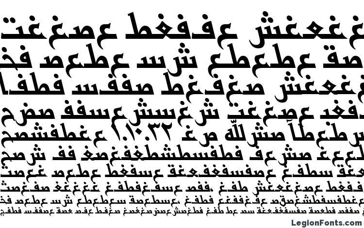 specimens BasraTT Italic font, sample BasraTT Italic font, an example of writing BasraTT Italic font, review BasraTT Italic font, preview BasraTT Italic font, BasraTT Italic font