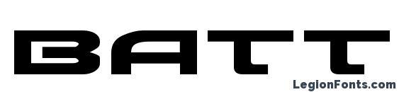 шрифт Battlefield Expanded, бесплатный шрифт Battlefield Expanded, предварительный просмотр шрифта Battlefield Expanded