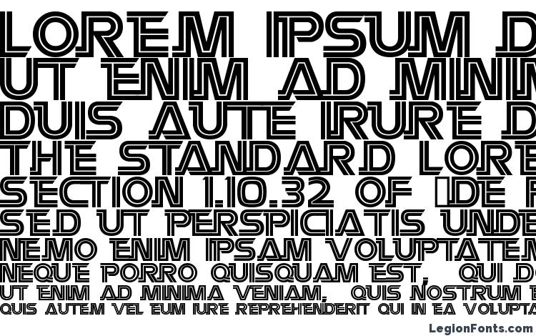 specimens Battlestar font, sample Battlestar font, an example of writing Battlestar font, review Battlestar font, preview Battlestar font, Battlestar font