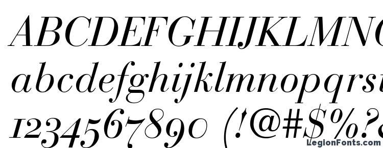 glyphs Bauer Bodoni Italic Oldstyle Figures font, сharacters Bauer Bodoni Italic Oldstyle Figures font, symbols Bauer Bodoni Italic Oldstyle Figures font, character map Bauer Bodoni Italic Oldstyle Figures font, preview Bauer Bodoni Italic Oldstyle Figures font, abc Bauer Bodoni Italic Oldstyle Figures font, Bauer Bodoni Italic Oldstyle Figures font