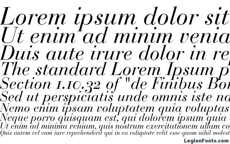 specimens Bauer Bodoni Italic Oldstyle Figures font, sample Bauer Bodoni Italic Oldstyle Figures font, an example of writing Bauer Bodoni Italic Oldstyle Figures font, review Bauer Bodoni Italic Oldstyle Figures font, preview Bauer Bodoni Italic Oldstyle Figures font, Bauer Bodoni Italic Oldstyle Figures font