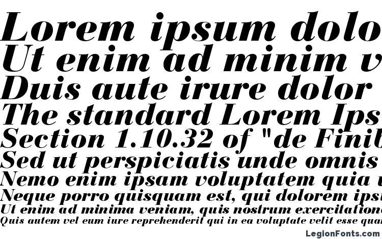 specimens BauerBodoniStd BlackItalic font, sample BauerBodoniStd BlackItalic font, an example of writing BauerBodoniStd BlackItalic font, review BauerBodoniStd BlackItalic font, preview BauerBodoniStd BlackItalic font, BauerBodoniStd BlackItalic font