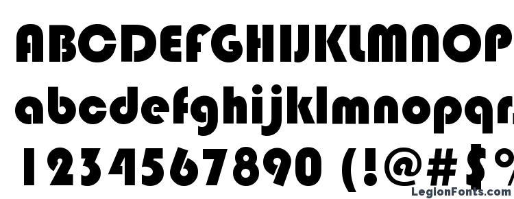 Bauhaus heavy bt free font download.