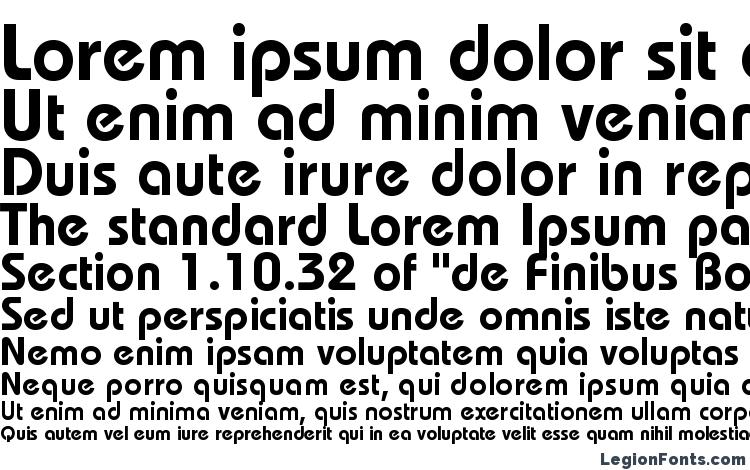 specimens BauhausStd Demi font, sample BauhausStd Demi font, an example of writing BauhausStd Demi font, review BauhausStd Demi font, preview BauhausStd Demi font, BauhausStd Demi font