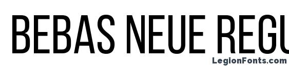 Bebas Neue Regular font, free Bebas Neue Regular font, preview Bebas Neue Regular font