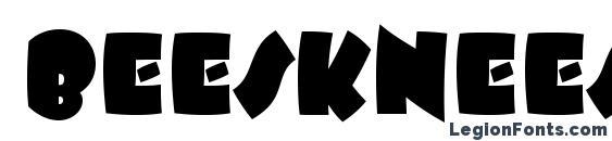 BeeskneesStd Font