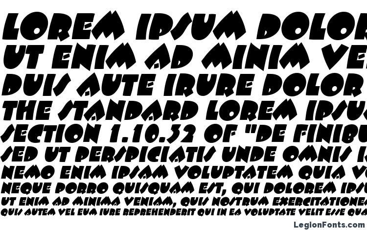 образцы шрифта Beetlejuice Italic, образец шрифта Beetlejuice Italic, пример написания шрифта Beetlejuice Italic, просмотр шрифта Beetlejuice Italic, предосмотр шрифта Beetlejuice Italic, шрифт Beetlejuice Italic
