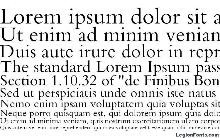 specimens BemboStd font, sample BemboStd font, an example of writing BemboStd font, review BemboStd font, preview BemboStd font, BemboStd font