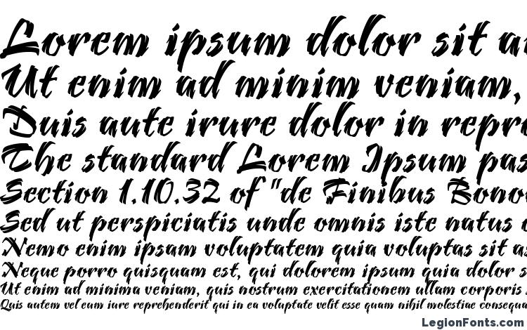 specimens Bendigo Plain font, sample Bendigo Plain font, an example of writing Bendigo Plain font, review Bendigo Plain font, preview Bendigo Plain font, Bendigo Plain font