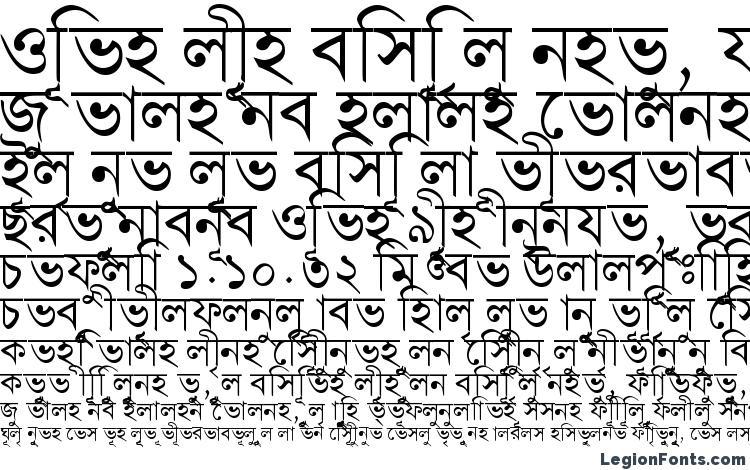 specimens BengaliDhakaSSK font, sample BengaliDhakaSSK font, an example of writing BengaliDhakaSSK font, review BengaliDhakaSSK font, preview BengaliDhakaSSK font, BengaliDhakaSSK font