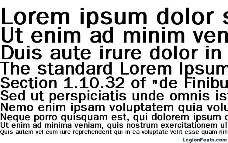 specimens Benjamin Gothic Bold font, sample Benjamin Gothic Bold font, an example of writing Benjamin Gothic Bold font, review Benjamin Gothic Bold font, preview Benjamin Gothic Bold font, Benjamin Gothic Bold font