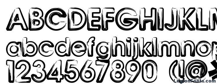 glyphs Benny Blanco font, сharacters Benny Blanco font, symbols Benny Blanco font, character map Benny Blanco font, preview Benny Blanco font, abc Benny Blanco font, Benny Blanco font