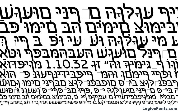 образцы шрифта BenzionHebrewTT Italic, образец шрифта BenzionHebrewTT Italic, пример написания шрифта BenzionHebrewTT Italic, просмотр шрифта BenzionHebrewTT Italic, предосмотр шрифта BenzionHebrewTT Italic, шрифт BenzionHebrewTT Italic