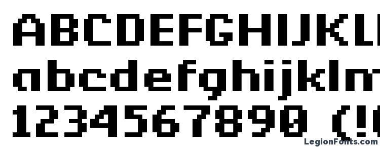 глифы шрифта Berkelium bitmap, символы шрифта Berkelium bitmap, символьная карта шрифта Berkelium bitmap, предварительный просмотр шрифта Berkelium bitmap, алфавит шрифта Berkelium bitmap, шрифт Berkelium bitmap