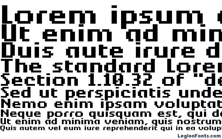 specimens Berkelium bitmap font, sample Berkelium bitmap font, an example of writing Berkelium bitmap font, review Berkelium bitmap font, preview Berkelium bitmap font, Berkelium bitmap font