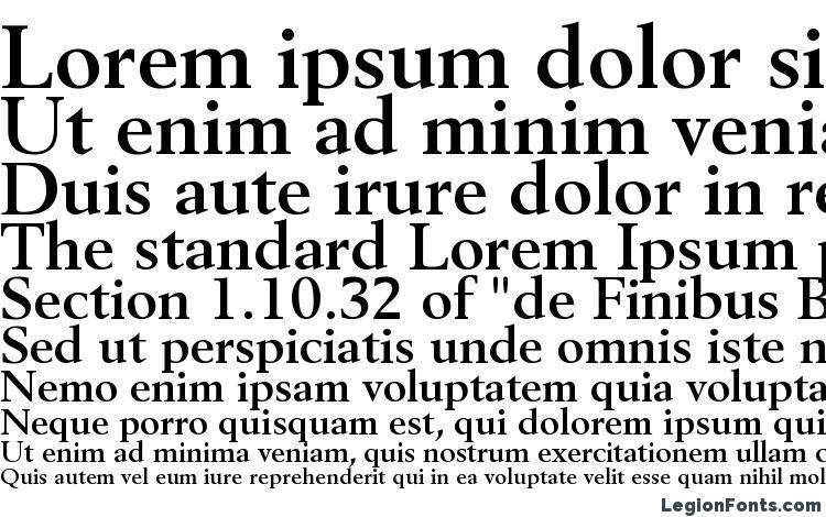 specimens Berling LT Bold font, sample Berling LT Bold font, an example of writing Berling LT Bold font, review Berling LT Bold font, preview Berling LT Bold font, Berling LT Bold font
