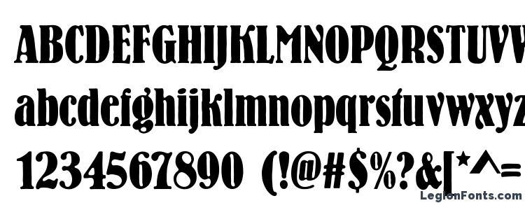 glyphs Bernhard Antique font, сharacters Bernhard Antique font, symbols Bernhard Antique font, character map Bernhard Antique font, preview Bernhard Antique font, abc Bernhard Antique font, Bernhard Antique font