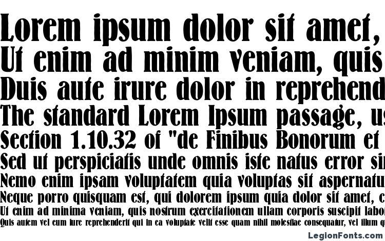 specimens Bernhard Antique font, sample Bernhard Antique font, an example of writing Bernhard Antique font, review Bernhard Antique font, preview Bernhard Antique font, Bernhard Antique font