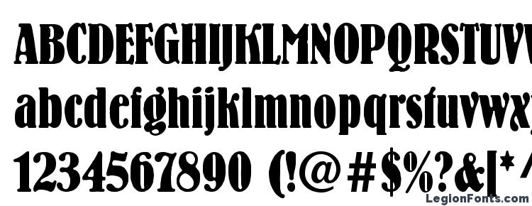 glyphs BernhardStd BoldCondensed font, сharacters BernhardStd BoldCondensed font, symbols BernhardStd BoldCondensed font, character map BernhardStd BoldCondensed font, preview BernhardStd BoldCondensed font, abc BernhardStd BoldCondensed font, BernhardStd BoldCondensed font