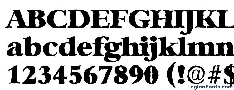 глифы шрифта BernsteinAntique Heavy Regular, символы шрифта BernsteinAntique Heavy Regular, символьная карта шрифта BernsteinAntique Heavy Regular, предварительный просмотр шрифта BernsteinAntique Heavy Regular, алфавит шрифта BernsteinAntique Heavy Regular, шрифт BernsteinAntique Heavy Regular