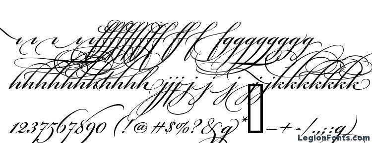 glyphs Bickham Script Alt Two font, сharacters Bickham Script Alt Two font, symbols Bickham Script Alt Two font, character map Bickham Script Alt Two font, preview Bickham Script Alt Two font, abc Bickham Script Alt Two font, Bickham Script Alt Two font