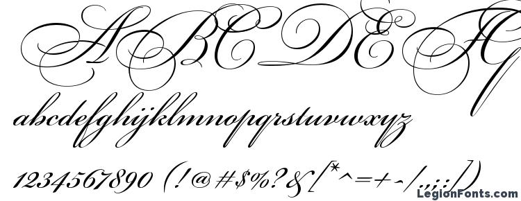 глифы шрифта Bickhamscr2, символы шрифта Bickhamscr2, символьная карта шрифта Bickhamscr2, предварительный просмотр шрифта Bickhamscr2, алфавит шрифта Bickhamscr2, шрифт Bickhamscr2