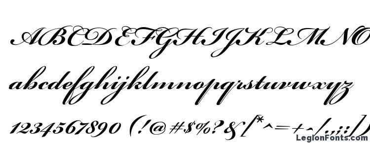 глифы шрифта BickhamScriptPro Bold, символы шрифта BickhamScriptPro Bold, символьная карта шрифта BickhamScriptPro Bold, предварительный просмотр шрифта BickhamScriptPro Bold, алфавит шрифта BickhamScriptPro Bold, шрифт BickhamScriptPro Bold