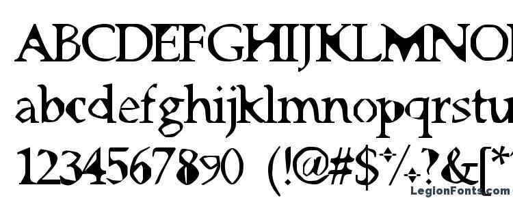 глифы шрифта Big Ham, символы шрифта Big Ham, символьная карта шрифта Big Ham, предварительный просмотр шрифта Big Ham, алфавит шрифта Big Ham, шрифт Big Ham