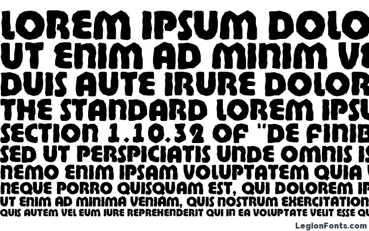 specimens Bighaustitulbrk extrabold font, sample Bighaustitulbrk extrabold font, an example of writing Bighaustitulbrk extrabold font, review Bighaustitulbrk extrabold font, preview Bighaustitulbrk extrabold font, Bighaustitulbrk extrabold font