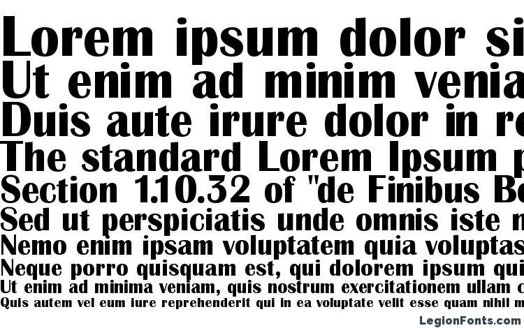 specimens Bionic bold font, sample Bionic bold font, an example of writing Bionic bold font, review Bionic bold font, preview Bionic bold font, Bionic bold font