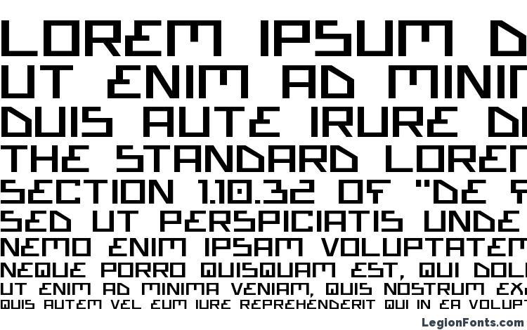 specimens Bionic Type Expanded font, sample Bionic Type Expanded font, an example of writing Bionic Type Expanded font, review Bionic Type Expanded font, preview Bionic Type Expanded font, Bionic Type Expanded font