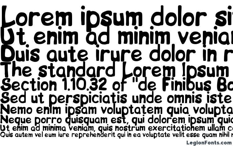 образцы шрифта BIP, образец шрифта BIP, пример написания шрифта BIP, просмотр шрифта BIP, предосмотр шрифта BIP, шрифт BIP