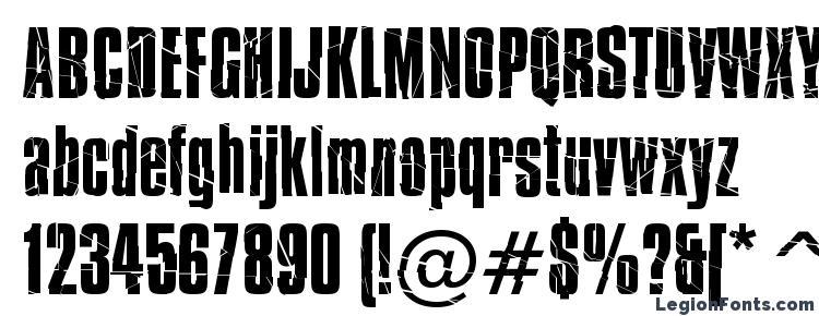 глифы шрифта Bison, символы шрифта Bison, символьная карта шрифта Bison, предварительный просмотр шрифта Bison, алфавит шрифта Bison, шрифт Bison