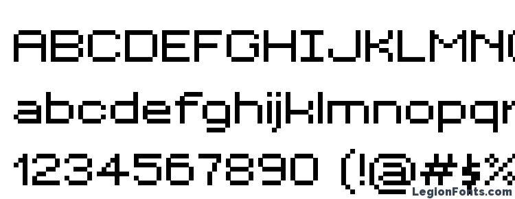 глифы шрифта Bit kitwide, символы шрифта Bit kitwide, символьная карта шрифта Bit kitwide, предварительный просмотр шрифта Bit kitwide, алфавит шрифта Bit kitwide, шрифт Bit kitwide