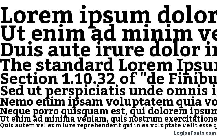 specimens Bitter Bold font, sample Bitter Bold font, an example of writing Bitter Bold font, review Bitter Bold font, preview Bitter Bold font, Bitter Bold font