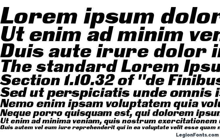 specimens Blackgroteskc italic font, sample Blackgroteskc italic font, an example of writing Blackgroteskc italic font, review Blackgroteskc italic font, preview Blackgroteskc italic font, Blackgroteskc italic font