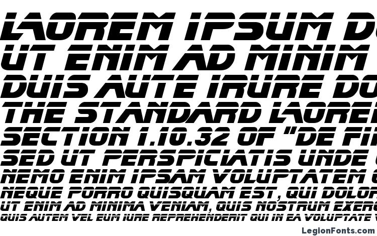 Blade Runner Movie Font Font Download Free / LegionFonts - photo#21