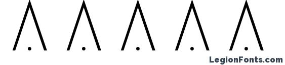 Blake Font