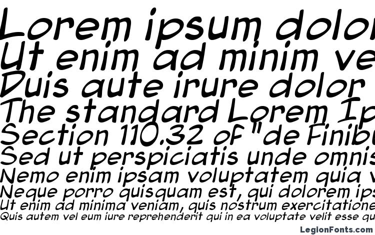 specimens Blambot Pro Lite Italic font, sample Blambot Pro Lite Italic font, an example of writing Blambot Pro Lite Italic font, review Blambot Pro Lite Italic font, preview Blambot Pro Lite Italic font, Blambot Pro Lite Italic font
