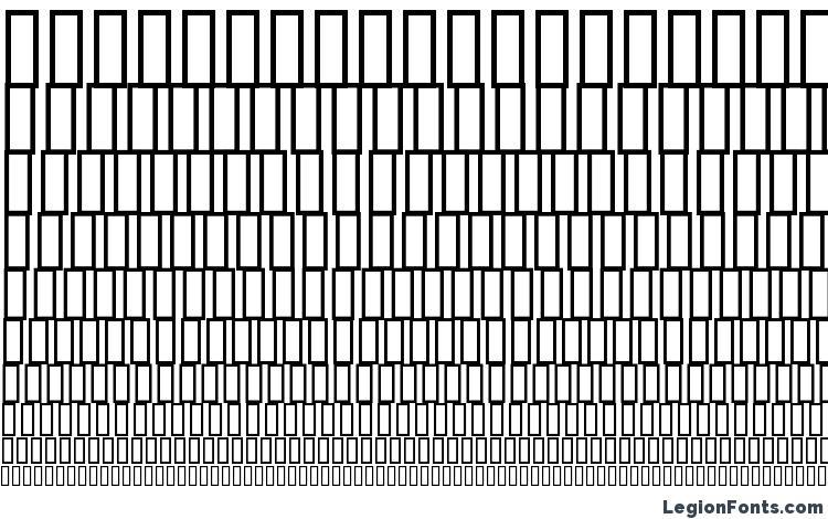 образцы шрифта Blockhead insecure, образец шрифта Blockhead insecure, пример написания шрифта Blockhead insecure, просмотр шрифта Blockhead insecure, предосмотр шрифта Blockhead insecure, шрифт Blockhead insecure
