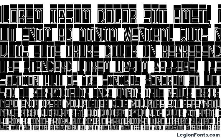 specimens Blocktitling standard font, sample Blocktitling standard font, an example of writing Blocktitling standard font, review Blocktitling standard font, preview Blocktitling standard font, Blocktitling standard font